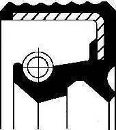 Corteco 01033860B - Ущільнене кільце, ступінчаста коробка передач autozip.com.ua