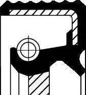 Corteco =01036914B - Ущільнене кільце, роздавальна коробка autozip.com.ua