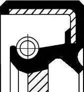 Corteco 19017032B - Ущільнене кільце, роздавальна коробка autozip.com.ua