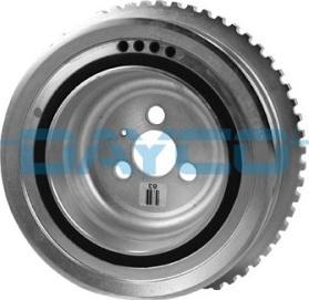 Dayco =DPV1050 - Ремінний шків, колінчастий вал autozip.com.ua