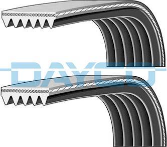 Dayco PVE003 - Поликлиновий ремінний комплект autozip.com.ua