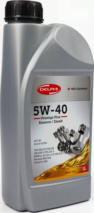 Delphi =25067063 - Моторне масло autozip.com.ua