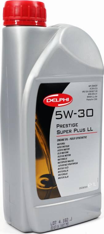 Delphi =28236307 - Моторне масло autozip.com.ua