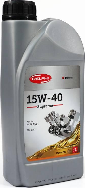 Delphi =2795877 - Моторне масло autozip.com.ua