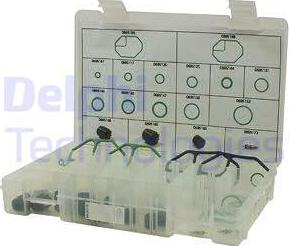 Delphi TSP0695003 - Ремонтний комплект, кондиціонер autozip.com.ua