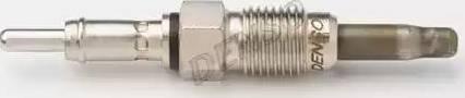 Denso DG628 - Свічка розжарення, електро.  обігрів autozip.com.ua