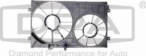 DPA 11210797602 - Вентилятор, охолодження двигуна autozip.com.ua