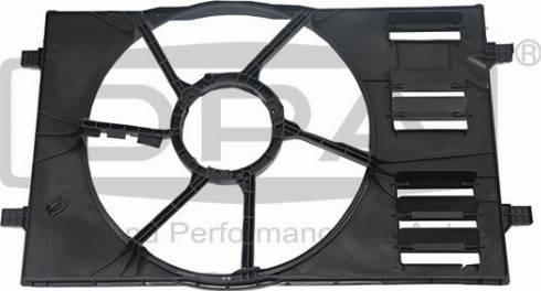 DPA 11211802302 - Вентилятор, охолодження двигуна autozip.com.ua