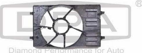 DPA 11211336202 - Вентилятор, охолодження двигуна autozip.com.ua