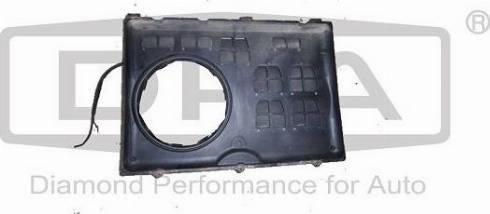 DPA 81210631402 - Вентилятор, охолодження двигуна autozip.com.ua