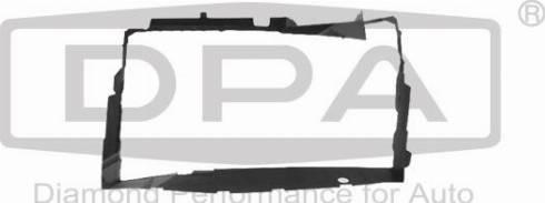DPA 81210126002 - Вентилятор, охолодження двигуна autozip.com.ua