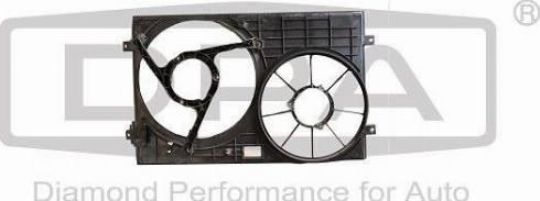 DPA 81210127202 - Вентилятор, охолодження двигуна autozip.com.ua