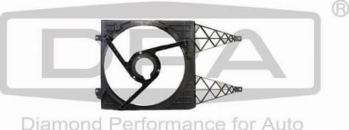 DPA 81210332702 - Вентилятор, охолодження двигуна autozip.com.ua