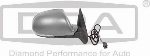 DPA 88571786502 - Покриття, зовнішнє дзеркало autozip.com.ua