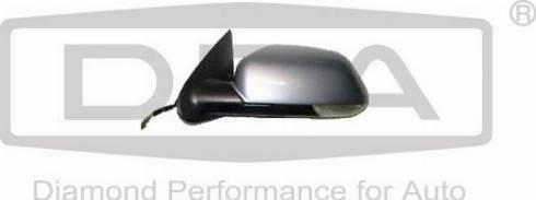 DPA 88571786602 - Покриття, зовнішнє дзеркало autozip.com.ua