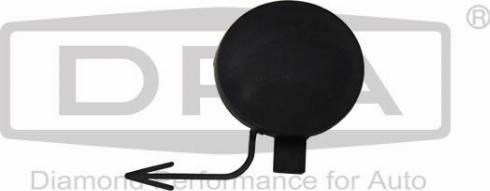 DPA 88070727902 - Покриття буфера, причіпне обладнання. autozip.com.ua