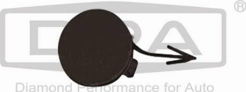 DPA 88071800402 - Покриття буфера, причіпне обладнання. autozip.com.ua