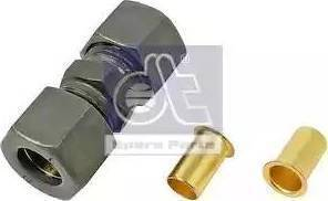 DT Spare Parts 490424 - Комплект трубопроводів гальмівного приводу autozip.com.ua