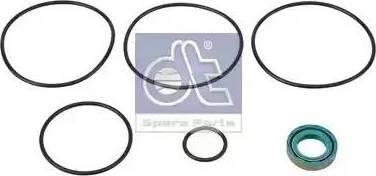 DT Spare Parts 4.90064 - Гідравлічний насос, рульове управління, ГУР autozip.com.ua