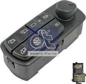 DT Spare Parts 469605 - Центральне електрообладнання autozip.com.ua