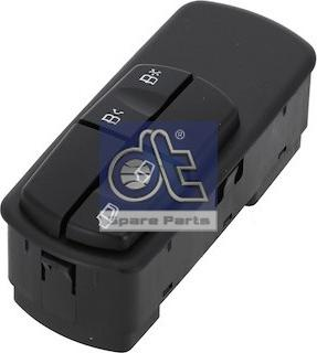 DT Spare Parts 469602 - Центральне електрообладнання autozip.com.ua