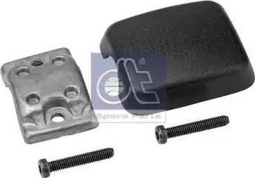 DT Spare Parts 463945 - Кронштейн, зовнішнє дзеркало autozip.com.ua