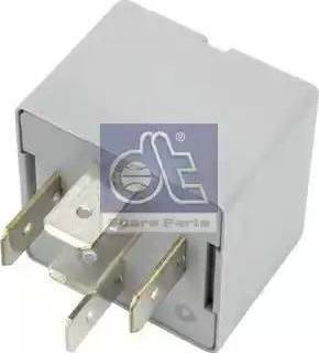 DT Spare Parts 681036 - Реле аварійною світловою сигналізація autozip.com.ua