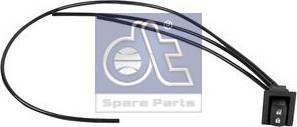 DT Spare Parts 119400 - Клапан, рульовий механізм з підсилювачем autozip.com.ua