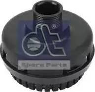 DT Spare Parts 118362 - Глушник шуму, пневматична система autozip.com.ua