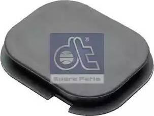DT Spare Parts 113159 - Кришка, корпус зчеплення autozip.com.ua