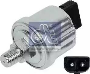 DT Spare Parts 121146 - Датчик, пневматична система autozip.com.ua