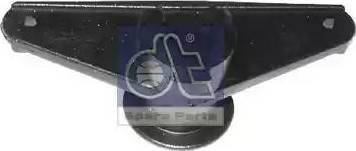 DT Spare Parts 122867 - Диск зчеплення autozip.com.ua