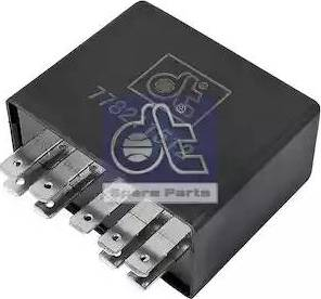 DT Spare Parts 3.33001 - Переривник покажчиків повороту autozip.com.ua