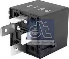 DT Spare Parts 333083 - Додатковий резистор, система запалювання autozip.com.ua