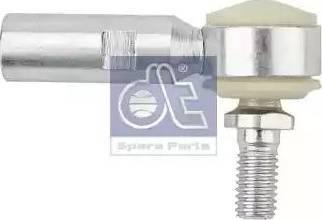 DT Spare Parts 3.26020 - Кульовий шарнір, сенсор шляху тяги autozip.com.ua