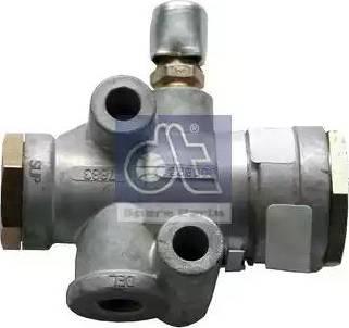 DT Spare Parts 244067 - Клапан, рульовий механізм з підсилювачем autozip.com.ua