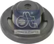 DT Spare Parts 2.06027 - Клапан, паливний насос autozip.com.ua