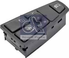 DT Spare Parts 225348 - Центральне електрообладнання autozip.com.ua