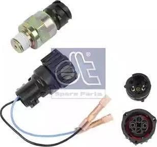 DT Spare Parts 2.27020 - Датчик, пневматична система autozip.com.ua