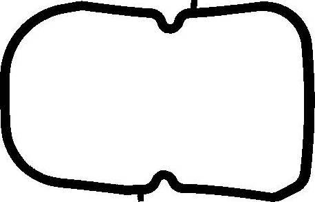 Elring 921386 - Прокладка, масляний піддон автоматичної коробки передач autozip.com.ua