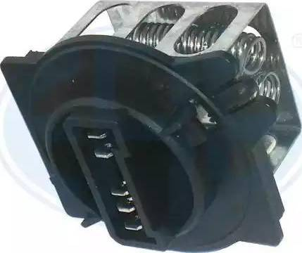 ERA 665031 - Опір, реле, вентилятор салону autozip.com.ua