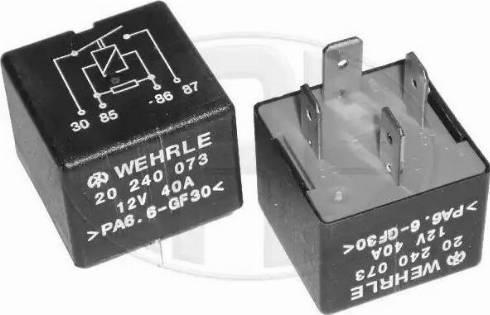 ERA 661022 - Реле, поздовжній нахил шворня вентилятора autozip.com.ua