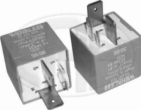 ERA 661131 - Блок управління, реле, система розжарювання autozip.com.ua
