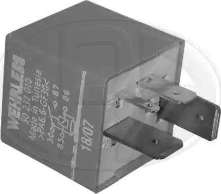 ERA 661132 - Блок управління, реле, система розжарювання autozip.com.ua