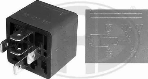ERA 661271 - Блок управління, опалення / вентиляція autozip.com.ua