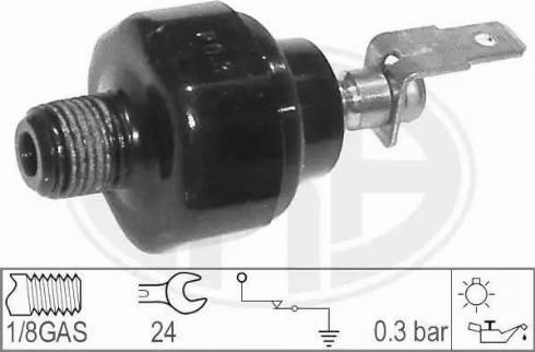 ERA 330015 - Датчик тиску масла autozip.com.ua