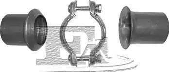 FA1 008-946 - Рем.  комплект, труба вихлопного газу autozip.com.ua