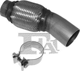 FA1 KF100045 - Ремонтна трубка, сажі / частковий фільтр autozip.com.ua