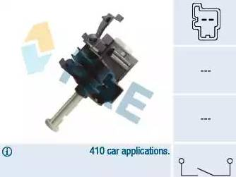 FAE 24854 - Вимикач, привід зчеплення (Tempomat) autozip.com.ua