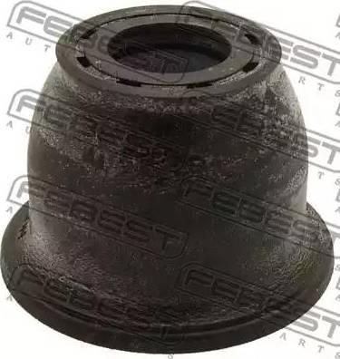 Febest HTRB-RB - Ремкомплект, наконечник поперечної рульової тяги autozip.com.ua